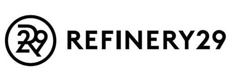 refinery29-logo – FROM THE RIGHT BANK