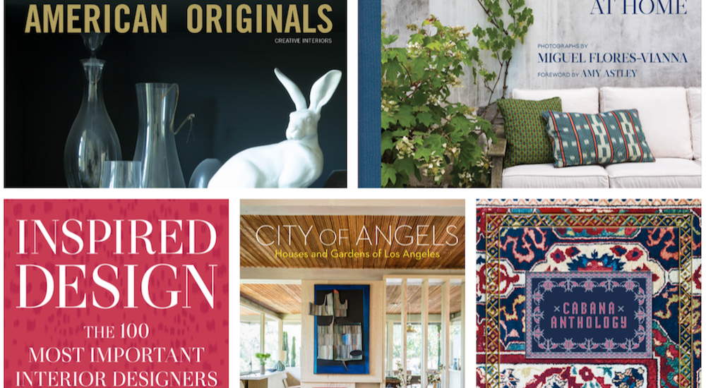 Must-Have Design Books of Fall 2018